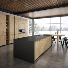 APAVISA LINETOP SUPERBLACK #apavisa #linetop #küche #küchendesign #küchenarbeitsplatte #kitchentop #kitchendesign #feinsteinzeug #dahofawoas #emanuelhofer