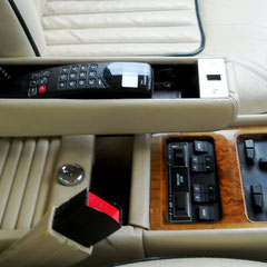 Rolls Royce Silver Spur II. Telefonfreisprechanlage, elektr. Sitzverstellung uvm.