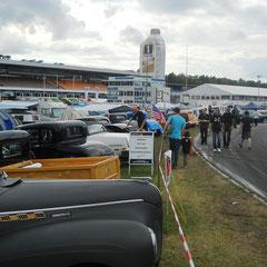 NitrOlympix  Hockenheim. VETCAR Racing ist seit 1989 dabei!