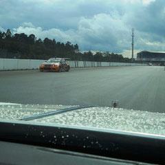 NitrOlympix 2011 Hockenheim VETCAR Racing ist dabei. Drag Strip trocken fahren!