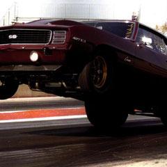 Weehlstander Chevy Camaro SS...