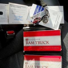 Dodge RAM 1500 - werkstattgepflegt beim Dodge-Händler -