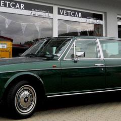 Rolls Royce Silver Spur II 6.850ccm V8.