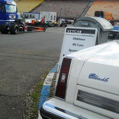 NitrOlympix 2012 Hockenheim. VETCAR Racing ist seit 1989 dabei!