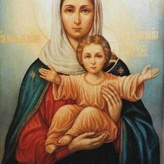 Пресвятая Богородица Леушинская