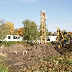 Baubeginn 2013