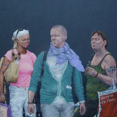 Gemälde 452 Prestige   Acryl auf Leinwand,2013, 175 x 200 cm