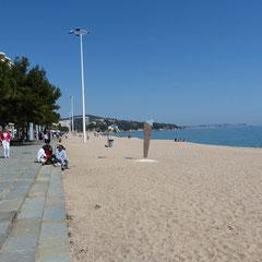 Strand von Platja d´Aro