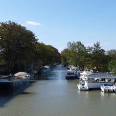 Canal du Midi - der hier krezt
