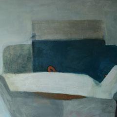 Canapé. huile sur toile, 145 x 195 cm, 2016-17