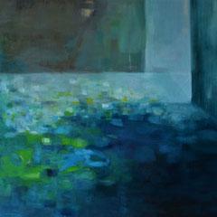 Après tout. huile sur toile, 145 x 195 cm, 2017
