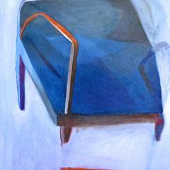 fauteuil, 195cm x 145cm, huile/toile, 2014-15