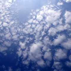 Himmel über Magdeburg