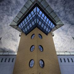 Schleuse Hohenwarte bei Magdeburg