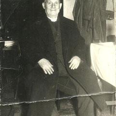 nonno Antonio Pintori ottobre 1961 a Ristorante