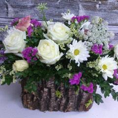 цветочная композиция в коробке купить новочеркасск