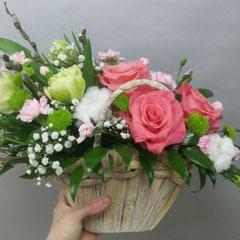 цветочные композиции на свадьбу вешенская