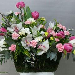 купить цветы казанская