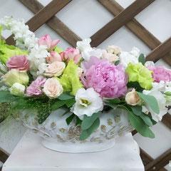 купить цветы в коробке боковская