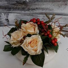 композиции из искусственных цветов на свадьбу новочеркасск