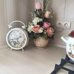Композиции из искусственных цветов на стол вешенская