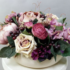 композиции из искусственных цветов на свадьбу вешенская