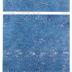 PALLE SEIERSEN FROST, Despliegues 43 D, papel asarakosui y laca, 161x79 cm, 2014.