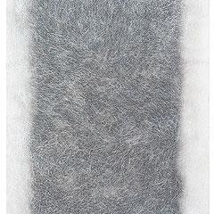 PALLE SEIERSEN FROST, Despliegues 48, papel kinwashi y laca, 97x60cm, 2014.