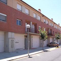 20 Casas unifamiliares adosadas (Golmés - Lleida). Gestión de Promoción