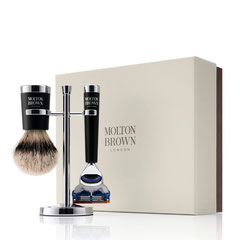 Molton Brown Mens Shaver & Brush