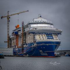 Illustration de chantier - construction navale - Loire Atlantique
