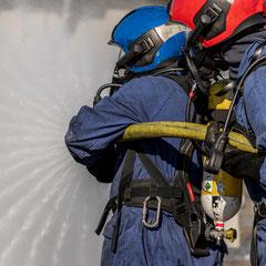 Illustration du savoir-faire - Centre formation sécurité incendie - Morbihan