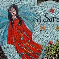 Un ange veille    .... pour Sarah.    Eternellement