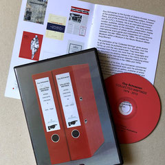 DVD version: Collected Writings Guy Schraenen. Essays, Statements, Interviews 1974-2013, edited by Bettina Brach and the cooperation of Maike Aden, Bremen 2013