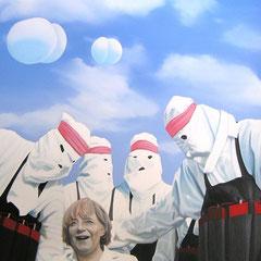 Confessio, 2007, Oil on Canvas, 180 x 120 cm