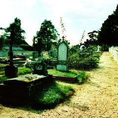 Le cimetière de Milon