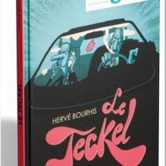 Prix Landerneau - BD 2014 : Le Teckel d'Hervé Bourhis (Arte / Casterman)