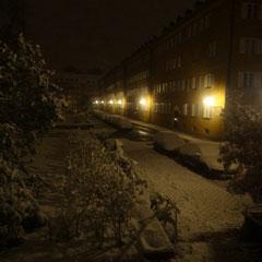Stille, Schnee und Lichter