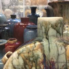 Ceramics Exhibit, Victoria & Albert Museum, London, England Photo credit: Amy Mundinger, 2017