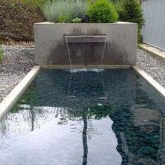 Ruhige Wasserfläche