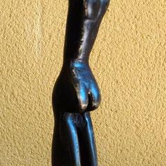 La Flaca Soledad .:. Bronce - Altura: 36cm - 2001