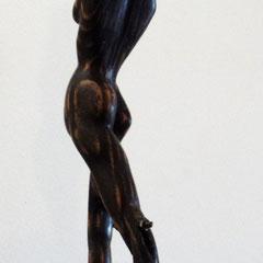El Ángel de Bagdad .:. Madera - Altura: 28cm - 2001