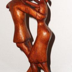 Tango Reo .:. Madera - Altura: 25cm - 1999