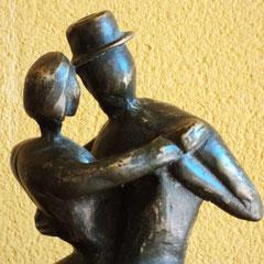Tango de la Muñeca .:. Bronce - Altura: 30cm - 1999