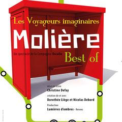 Molière_best of (Les Voyageurs Imaginaires, Compagnie Oscalie)