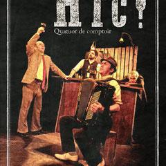 HIC! Quatuor de comptoir (spectacle musical)