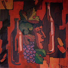 Der Rotwein
