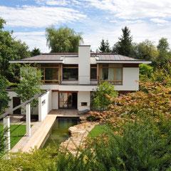 Villa in Starnberg, Sanierung