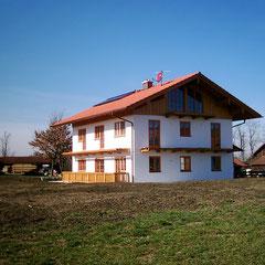 Einfamilienhaus Irschenberg, Neubau