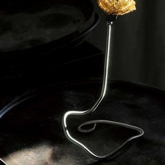 Fleur tige flexible - Photo : Gabrielle Voinot